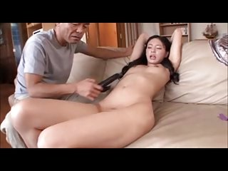 The Japanese daughter-in-law has dark desires