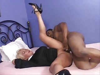 MATURE NUN & Big black dick