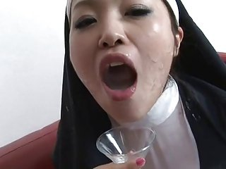 Nuns got to eat too