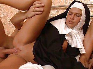 Italian Nuns Fuck