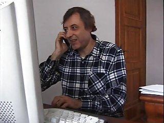 La mejor secretaria de Italia