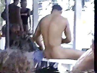 naked at public cfnm