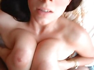 Titty fucking with facial.