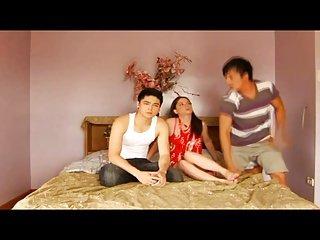 Pipo-Ang Batang Pro 2009 (Threesome erotic scene) MFM