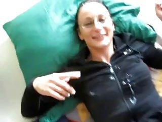 The Enthusiastic Ho' Bag loves Cumshots & Facials