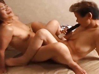 lesbian old trib