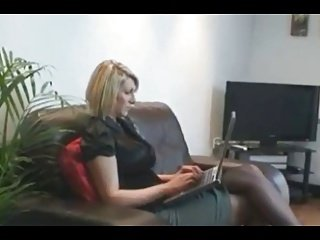 MERCEDES WORKING FROM HOME