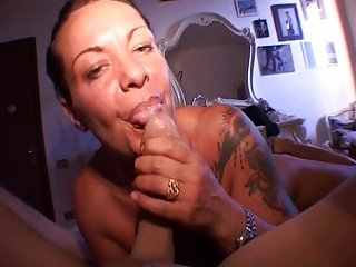French Hot lady Nadia Group Sex