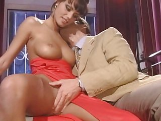 Anita Blond - Clip Little Red Dress Revisted