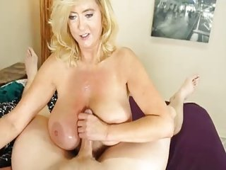 Step Moms Massive Tits... IT4REBORN