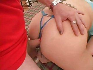 anal sex facial