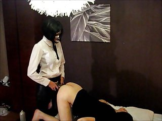Sadistic Ass Training by White Widow
