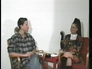 Swedish Lesbian  90s