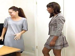 Interracial Lesbians 8