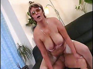 Amateur big blow boob job