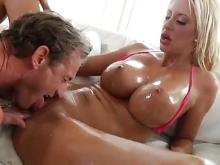 Oiled and Fuck