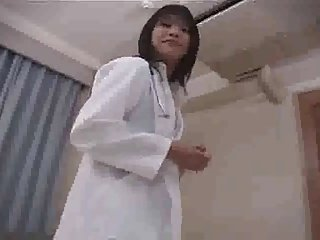 Japanese naughty doctor