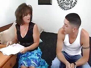 Friend's single mom
