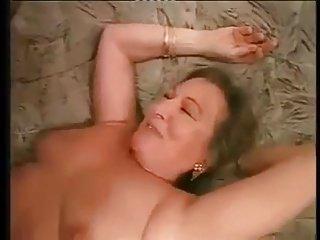 Shaved Granny Butt Fuck
