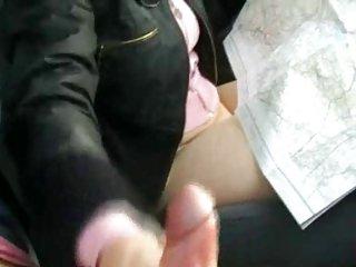 18yo British Teen in Car