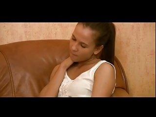 18 Yo Teen Beauty Ellie Masturbating BVR