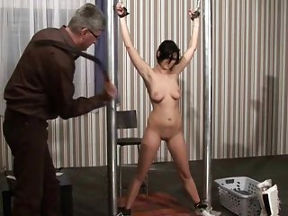 18yo亚历山德拉学生BDSM实型铸造