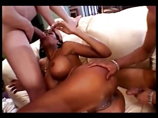 Ebony Freak DP