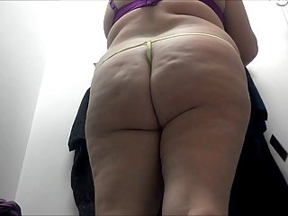 Bad Angle Series: Fat Yellow Thong