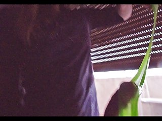 Green Photoshoot - Behind the Scene