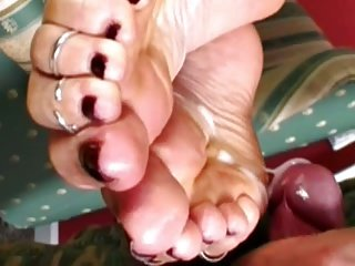 foot goddess expert cum extractor- short version