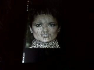 Tribute MONSTER facial Salma Hayek