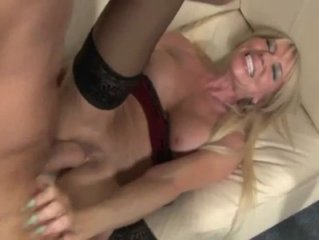 Step family threesome get nasty