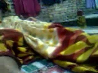 desi Aunty sleeping on floor 2
