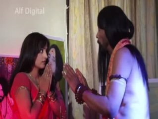 Randy SAADHU forces an innocent bahu to make love