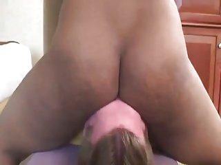 How does my ass taste