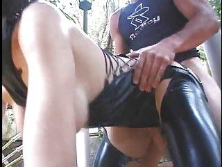 latex gay shemale mies haluaa seksiä