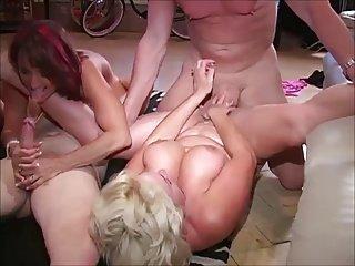 Μια Pornstar House Party