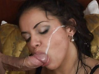 Czech brunette Cory Everson anal fuck