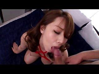 Kazama Yumi bondage