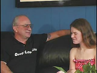Melissa Ashley - Anne Howe fucks Old Fart