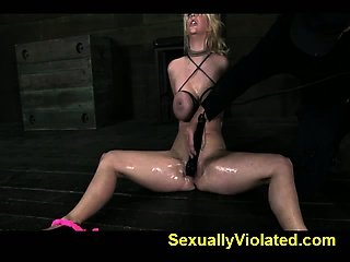 bound fuck and deep throated part 2