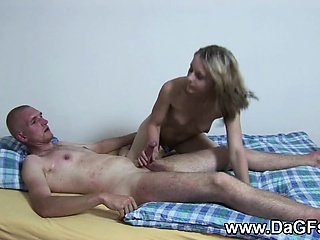 Sexy Sandy Caught Cheating On Her Man