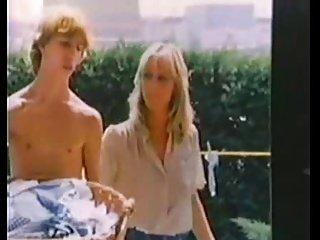 Hot 70's Hot lady Fucks Neighbor Boy