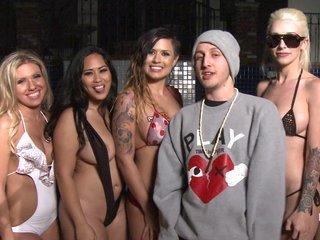 Hi-Rez Pornhub Music Video Behind the Scenes