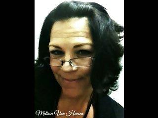 The Best of Mrs. Van Huesen: White Slut For Black Dick