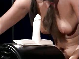 Bianca Rides the Sybian