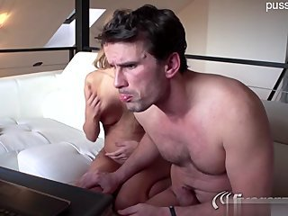 Honey asshole ass to mouth
