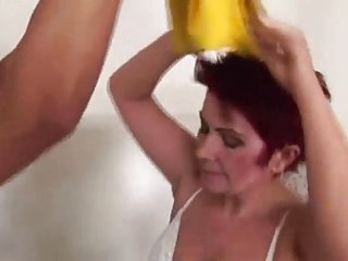 cheveux courts anal
