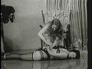 Vintage bondage Betty Page