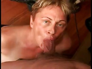Old Granny Sucking Some Dick